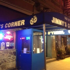 Photo taken at Jimmy's Corner by Spotted by Locals - city guides by locals on 9/30/2013