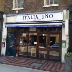 Photo taken at Italia Uno by Spotted by Locals - city guides by locals on 7/25/2015
