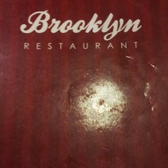 Photo taken at Brooklyn Restaurant by Sonia on 4/13/2013