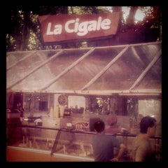 Photo taken at La Cigale by Marcello N. on 1/7/2013