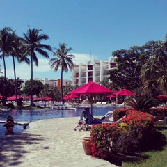 Photo taken at Hotel Royal Decameron Salinitas by Oswaldo E. on 9/22/2013