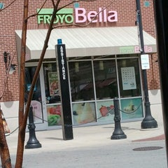 Photo taken at FroYo Bella by Saundra T. on 4/23/2013