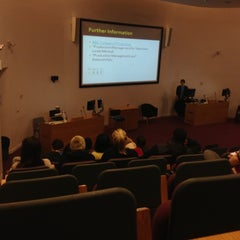Photo taken at University of Bedfordshire - Business School by Mahdi A. on 1/23/2013