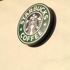 Photo taken at Starbucks by Luis B. on 12/14/2012