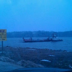Photo taken at Golden Eagle Ferry by Brittany N. on 2/27/2013
