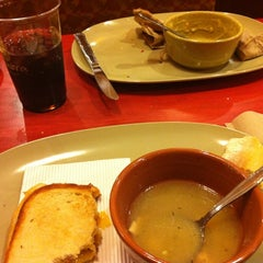 Photo taken at Panera Bread by James M. on 11/28/2012