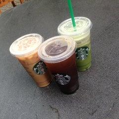Photo taken at Starbucks by Iam W. on 9/11/2013