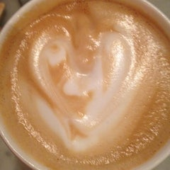 Photo taken at Jo's Coffee by Jennifer Y. on 1/17/2013