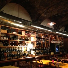 Photo taken at N'Ombra de Vin by Fabrizio D. on 12/7/2012