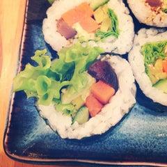 Photo taken at Ichiban Sushi by Anna M. on 3/26/2014