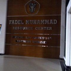 Photo taken at Fakultas Ilmu Administrasi (FIA) by Yovita A. on 8/1/2013