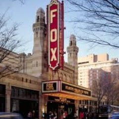 Photo taken at The Fox Theatre by Brian L. on 2/15/2013