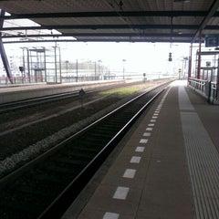 Photo taken at Station Schiedam Centrum by Carola S. on 1/3/2013