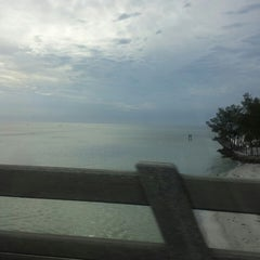 Photo taken at Longboat Key Beach by Brittany W. on 11/12/2013