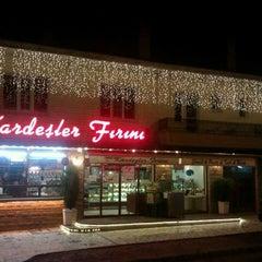 Photo taken at Kardeşler Fırını by . .. on 12/1/2012