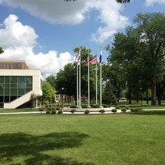 Photo taken at Anderson University by Kevin S. on 7/11/2013