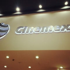 Photo taken at Cinemex by Jovani D. on 8/8/2013