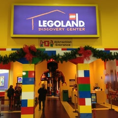 Photo taken at LEGOLAND Discovery Center Atlanta by Stephen R. on 12/26/2012