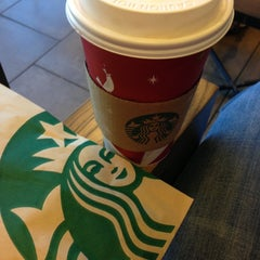Photo taken at Starbucks by _ktesq on 12/11/2012