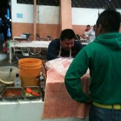 Photo taken at Mercado De Antojitos by Eduardo S. on 12/19/2012