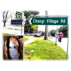 Photo taken at Changi Village by Dickson L. on 5/1/2013