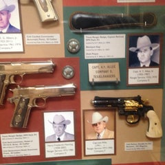 Photo taken at Texas Ranger Hall of Fame and Museum by Leah V. on 5/9/2014