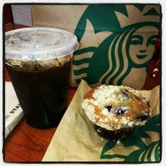 Photo taken at Starbucks by Sally N. on 3/22/2013