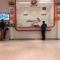 Photo taken at Albaraka Bank Ramli Mall by Sayed Maitham A. on 10/3/2015