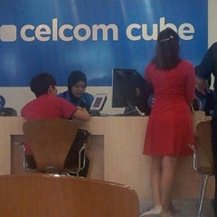 Photo taken at Celcom Centre by مارليانا آ. on 11/1/2013