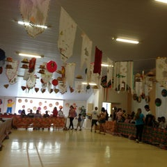 Photo taken at Escola Crescimento by Micaely R. on 6/22/2013