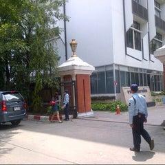 Photo taken at มหาวิทยาลัยอัสสัมชัญ (Assumption University) by Tena P. on 9/30/2012