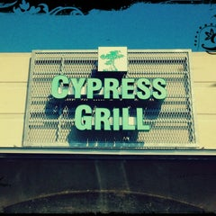 Photo taken at Cypress Grill by Paul D. on 1/25/2013