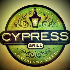 Photo taken at Cypress Grill by Paul D. on 6/21/2013