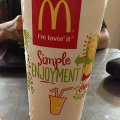 Photo taken at McDonald's by Karoo G. on 9/1/2013