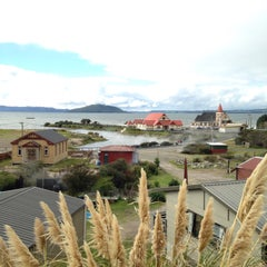 Photo taken at Rotorua by Evrhoy C. on 4/26/2015