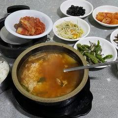 Photo taken at 산본역 (Sanbon Stn.) by Will K. Z. on 12/15/2014