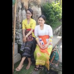 Photo taken at Desa Adat Tradisional Penglipuran (Balinese Traditional Village) by retnadhamma on 5/10/2015