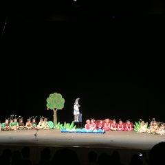 Photo taken at Teatro Sierra de Aracena by Javi S. on 6/19/2013