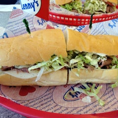 Photo taken at Lenny's Sub Shop by Abdullah N. on 11/19/2013