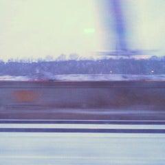 Photo taken at VIA Rail Train 63 to Toronto by Hubert F. on 12/10/2012