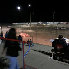 Photo taken at Southern NM Speedway by Now H. on 3/17/2013