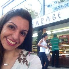 Photo taken at Vila Árabe by Juliana A. on 11/10/2014