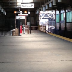 Photo taken at Newark PATH Station by Diego F. on 4/20/2013
