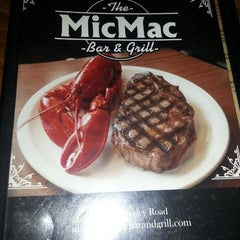 Photo taken at MicMac Bar And Grill by Michelle L. on 4/19/2013