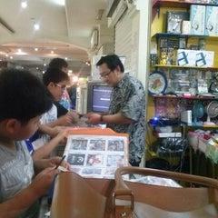 Photo taken at Hypermart Kelapa Gading by Tanto I. on 8/3/2013
