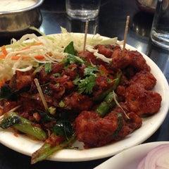 Photo taken at Meghana Foods by Rajesh K. on 12/23/2012
