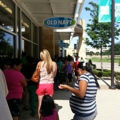 Photo taken at Old Navy by Shea A. on 6/29/2013