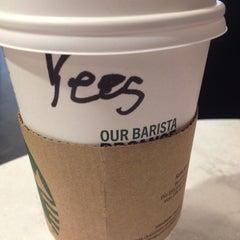 Photo taken at Starbucks by Ash Lisa T. on 10/15/2014