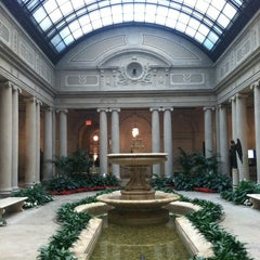 Photo taken at The Frick Collection by Dave H. on 3/2/2013