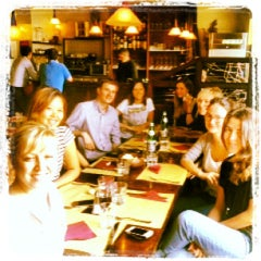 Photo taken at Osteria del Sognatore by Linz S. on 7/5/2013